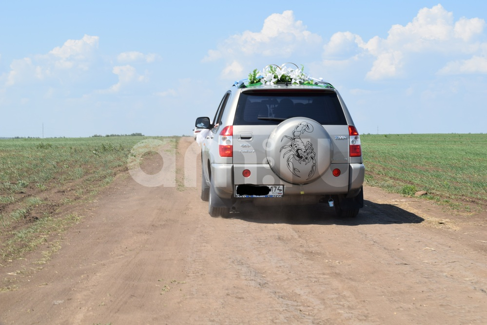 Подержанный Chery Tiggo, отличное состояние, сафари металлик, 2010 года выпуска, цена 310 000 руб. в Челябинской области