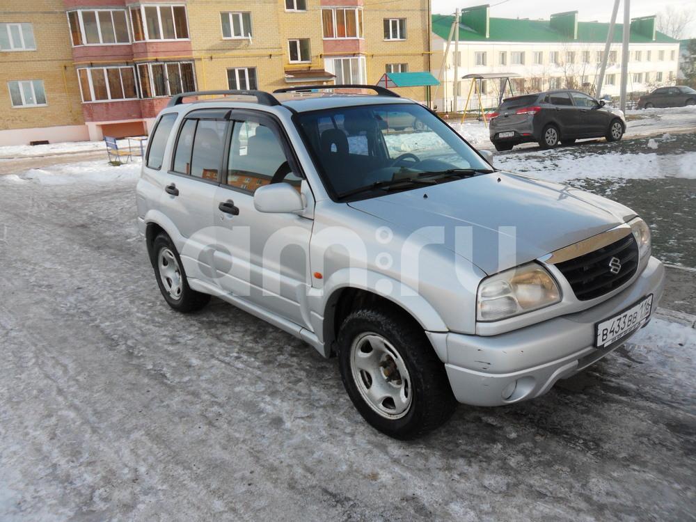 Подержанный Suzuki Grand Vitara, отличное состояние, серый металлик, 2004 года выпуска, цена 320 000 руб. в республике Татарстане