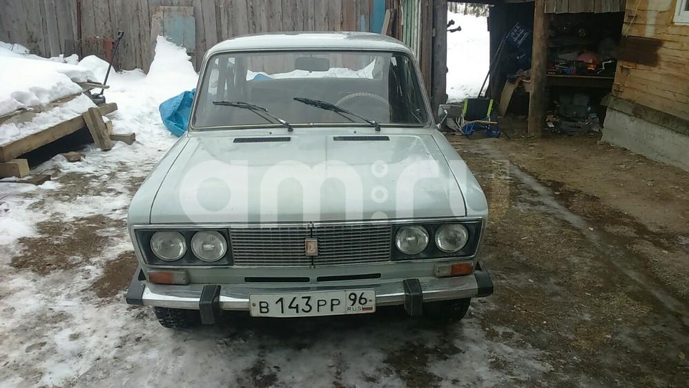 Подержанный ВАЗ (Lada) 2106, хорошее состояние, серый , 1987 года выпуска, цена 30 000 руб. в Челябинской области