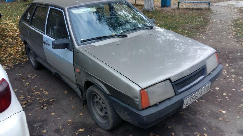 Подержанный ВАЗ (Lada) 2109, среднее состояние, сафари , 2001 года выпуска, цена 30 000 руб. в республике Татарстане
