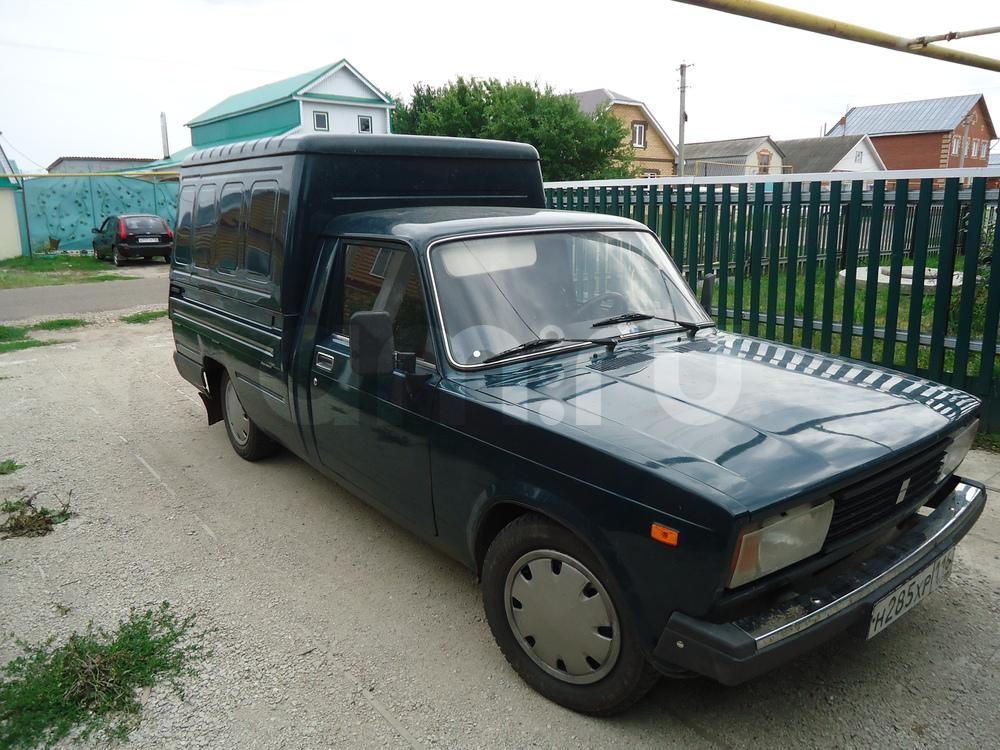 Подержанный ИЖ 27175, среднее состояние, зеленый , 2011 года выпуска, цена 125 000 руб. в республике Татарстане