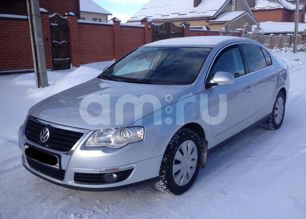 Подержанный Volkswagen Passat, отличное состояние, серебряный металлик, 2010 года выпуска, цена 549 000 руб. в Челябинской области