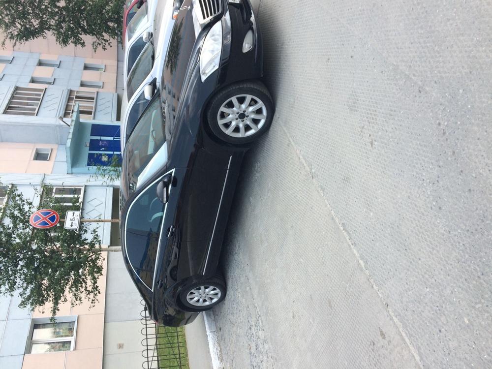 Подержанный Mercedes-Benz S-Класс, хорошее состояние, черный металлик, 2008 года выпуска, цена 1 300 000 руб. в ао. Ханты-Мансийском Автономном округе - Югре