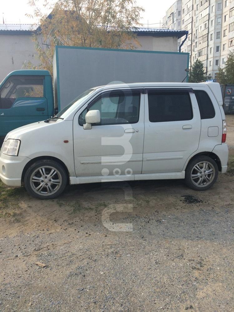 Подержанный Chevrolet MW, хорошее состояние, белый перламутр, 2010 года выпуска, цена 350 000 руб. в ао. Ханты-Мансийском Автономном округе - Югре