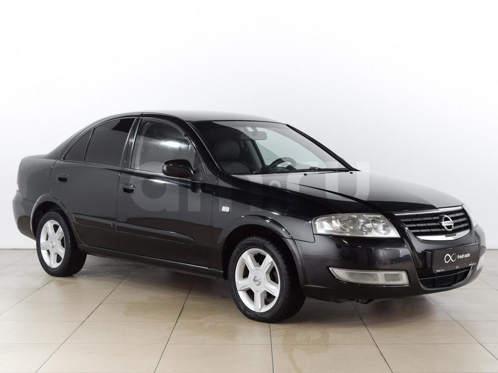 Nissan Almera Classic с пробегом, черный металлик, отличное состояние, 2007 года выпуска, цена 335 000 руб. в автосалоне  ()
