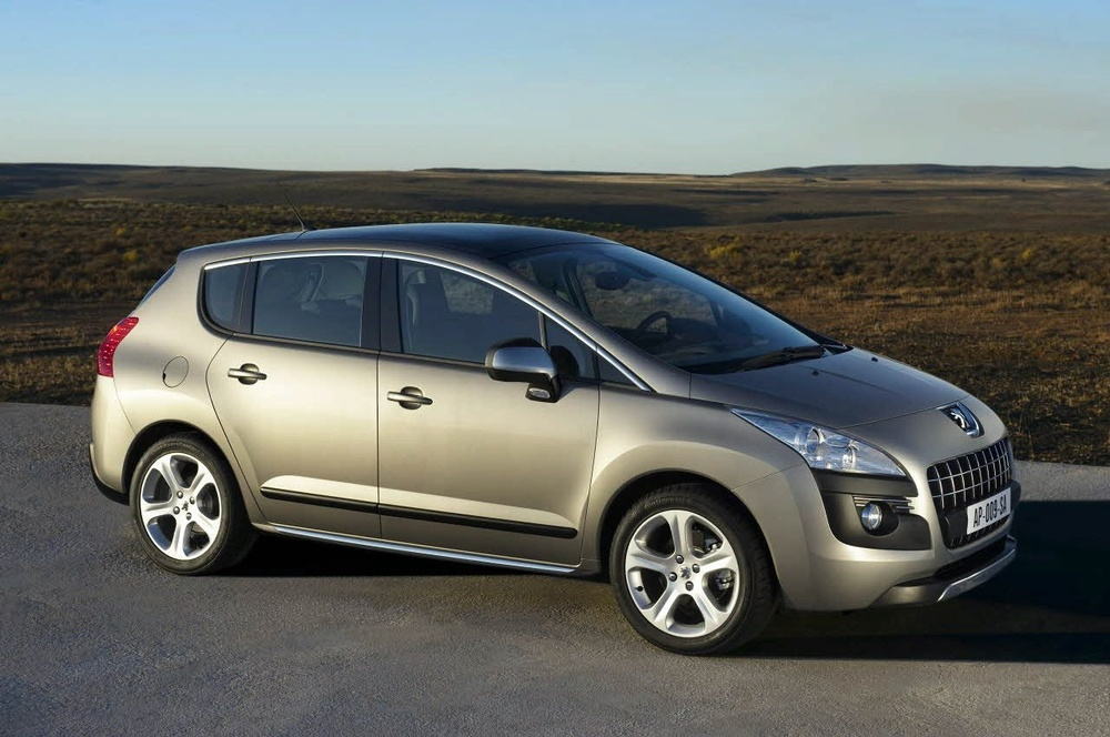 Подержанный Peugeot 3008, отличное состояние, бронзовый , 2011 года выпуска, цена 600 000 руб. в Челябинской области