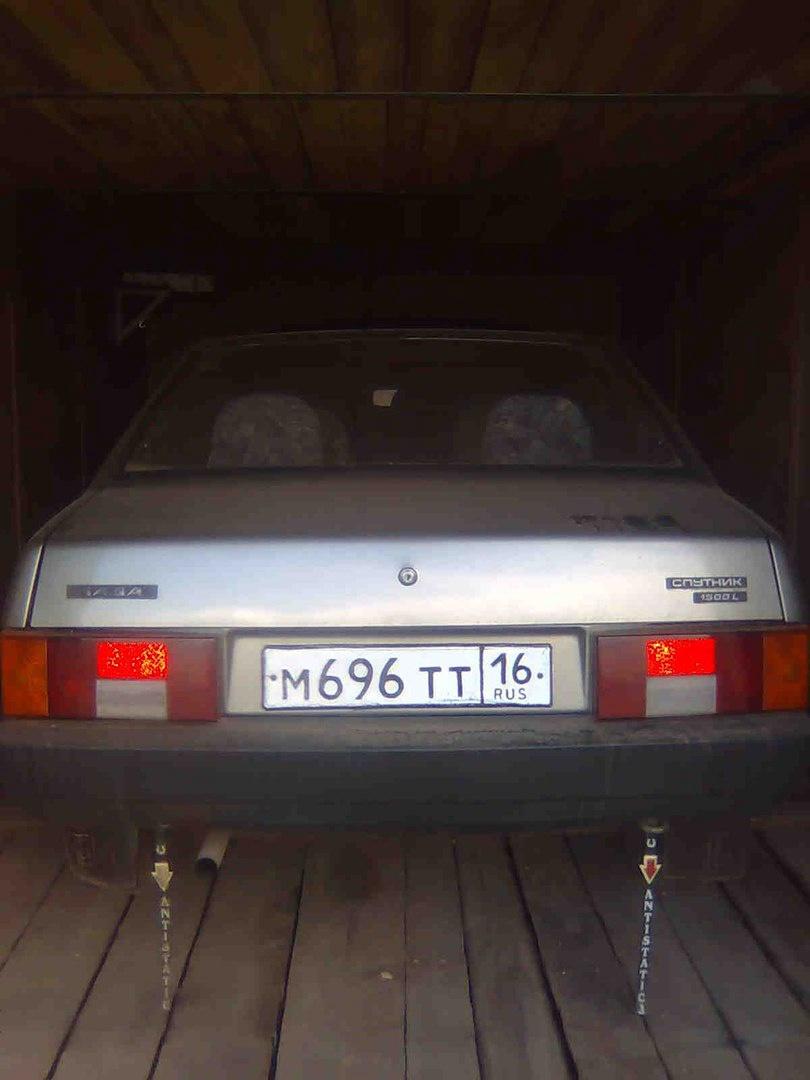 Подержанный ВАЗ (Lada) 2109, хорошее состояние, коричневый перламутр, 2000 года выпуска, цена 50 000 руб. в республике Татарстане