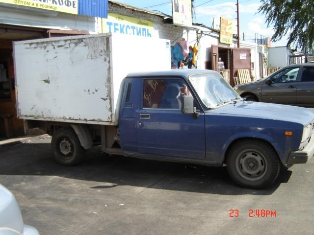 Подержанный ВИС 2345, хорошее состояние, синий , 2004 года выпуска, цена 120 000 руб. в республике Татарстане