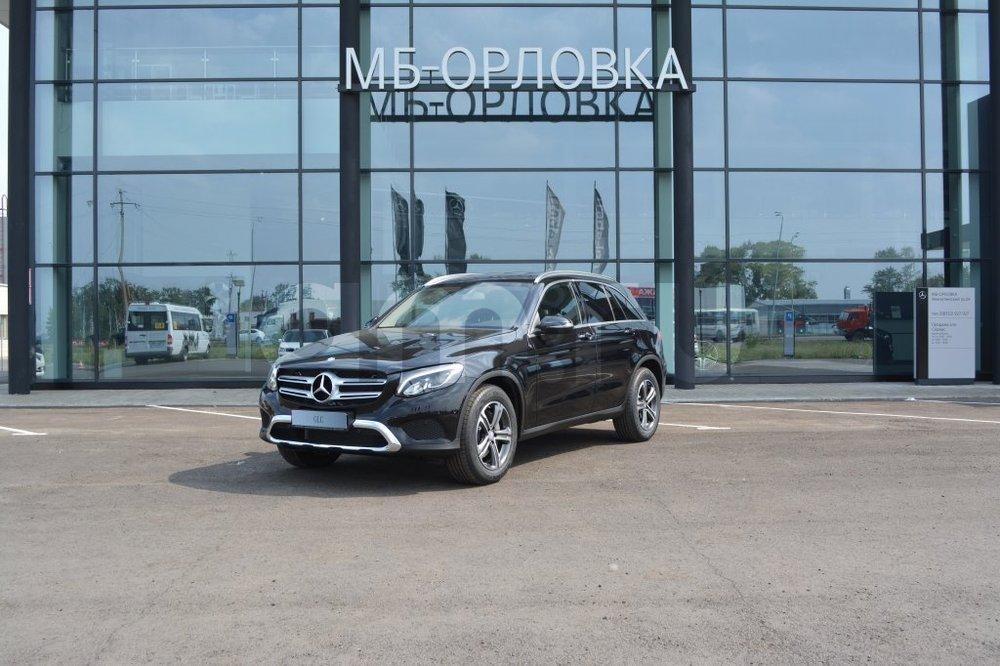 Новый авто Mercedes-Benz GLC-Класс, черный металлик, 2016 года выпуска, цена 3 180 000 руб. в автосалоне  ()