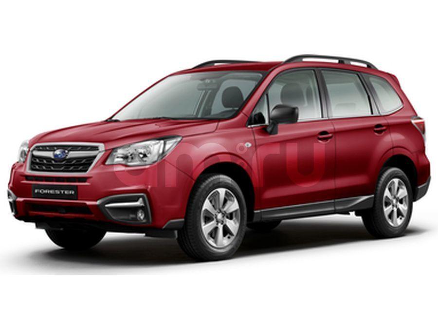 Новый авто Subaru Forester, красный металлик, 2016 года выпуска, цена 1 939 900 руб. в автосалоне  ()