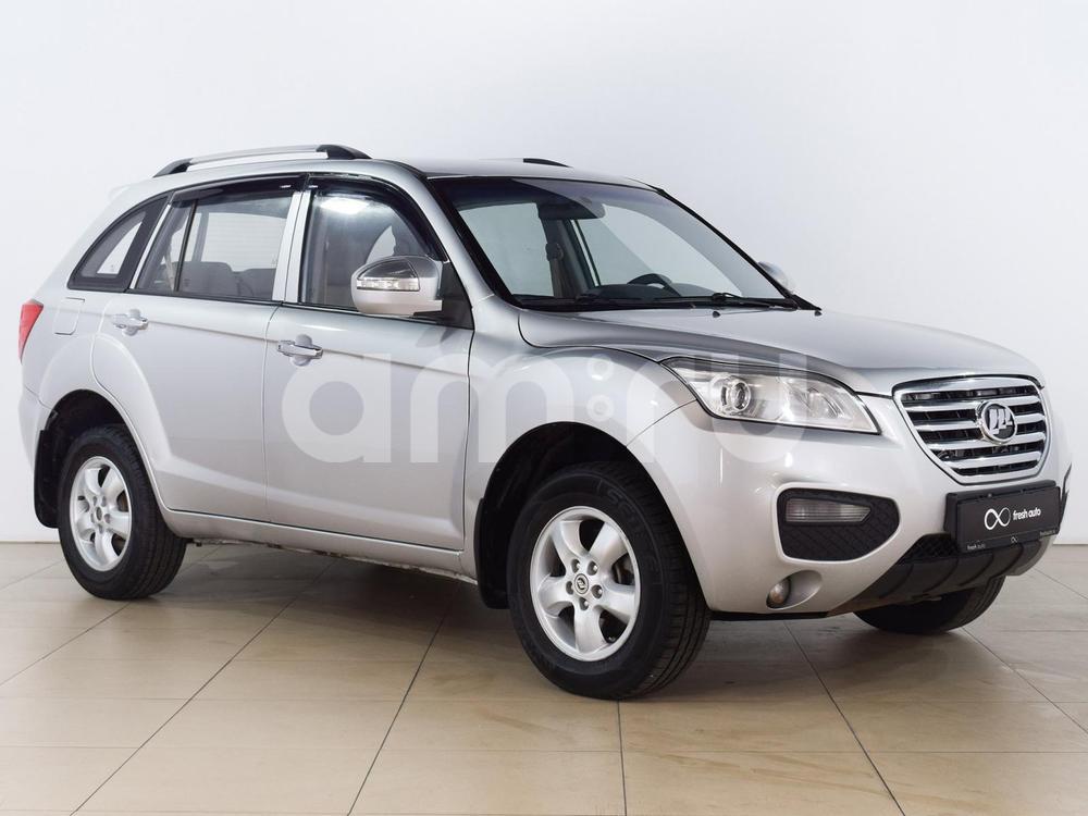 Lifan X60 с пробегом, серебряный , отличное состояние, 2012 года выпуска, цена 439 000 руб. в автосалоне  ()