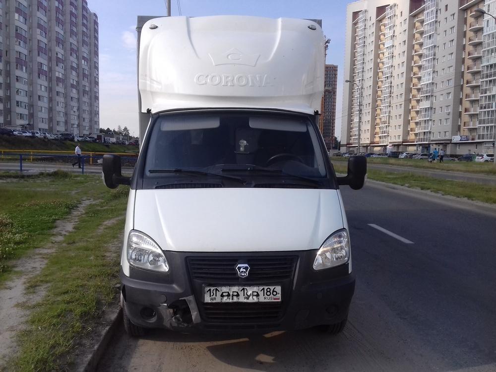Подержанный ГАЗ Газель, хорошее состояние, белый акрил, 2013 года выпуска, цена 750 000 руб. в ао. Ханты-Мансийском Автономном округе - Югре