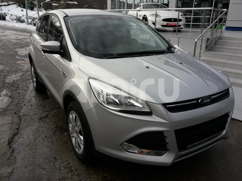 Новый авто Ford Kuga, серебряный , 2016 года выпуска, цена 1 310 000 руб. в автосалоне Темп-Авто Форд Сочи (Сочи, ш. Батумское, д. 94/20)