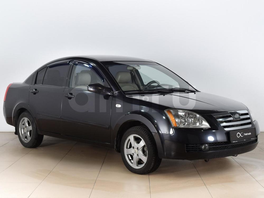 Chery A21 с пробегом, черный , отличное состояние, 2007 года выпуска, цена 215 000 руб. в автосалоне  ()