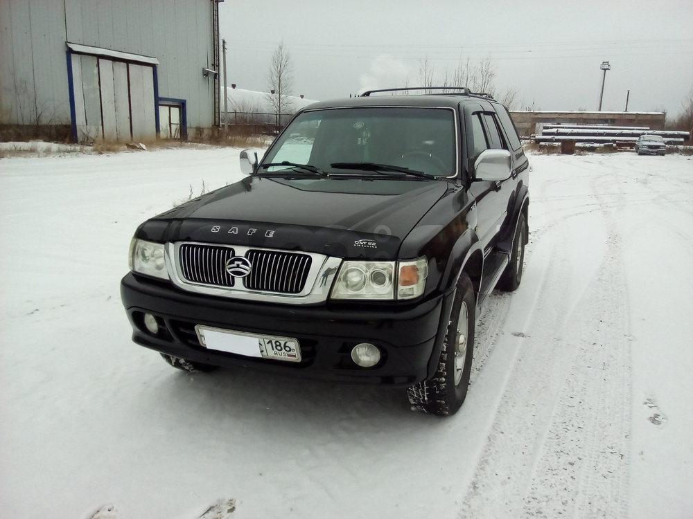 Подержанный Great Wall Safe, отличное состояние, черный , 2008 года выпуска, цена 350 000 руб. в ао. Ханты-Мансийском Автономном округе - Югре