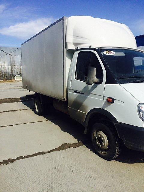 Подержанный ГАЗ Газель, хорошее состояние, белый , 2014 года выпуска, цена 650 000 руб. в ао. Ханты-Мансийском Автономном округе - Югре