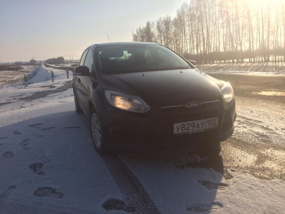 Подержанный Ford Focus, отличное состояние, синий металлик, 2013 года выпуска, цена 465 000 руб. в республике Татарстане