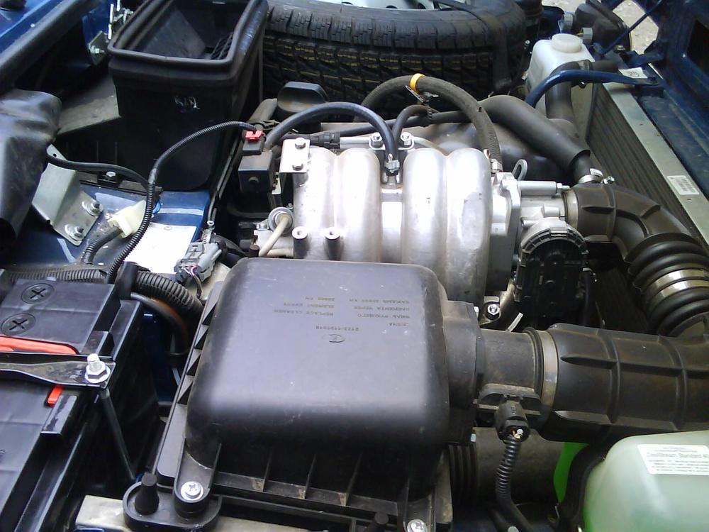 Подержанный ВАЗ (Lada) 4x4, отличное состояние, синий , 2011 года выпуска, цена 330 000 руб. в республике Татарстане