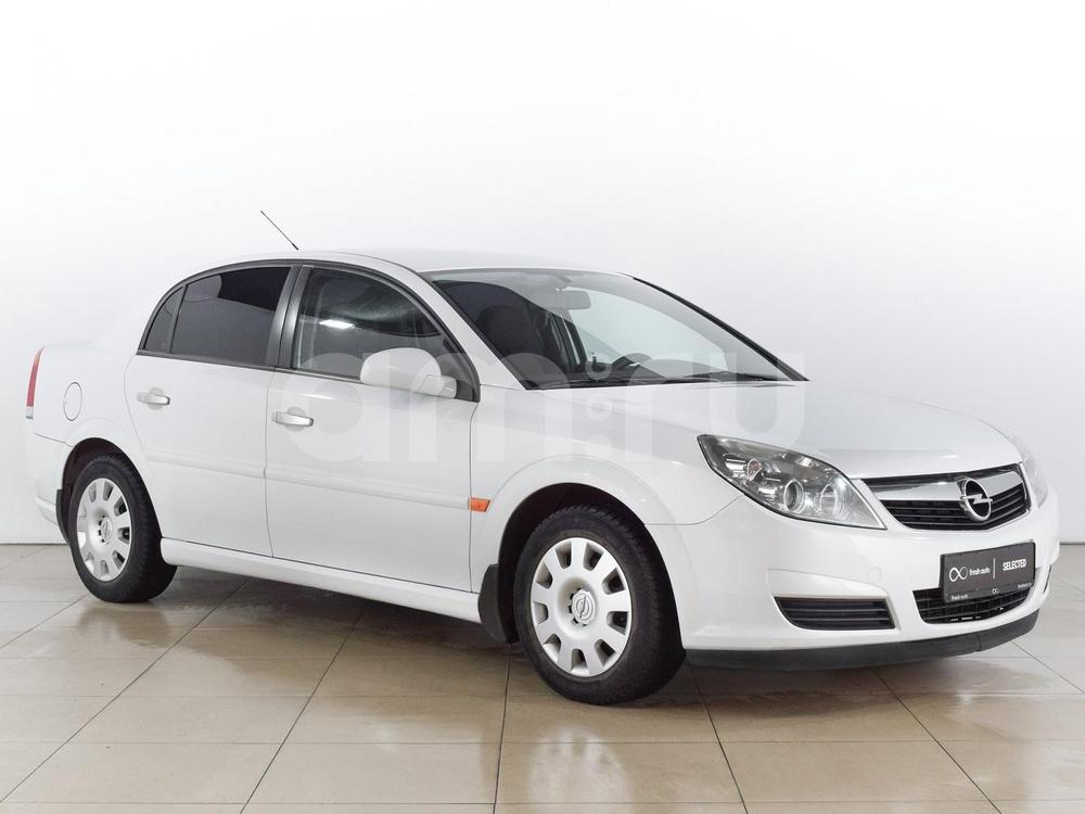 Opel Vectra с пробегом, белый , отличное состояние, 2008 года выпуска, цена 440 000 руб. в автосалоне  ()