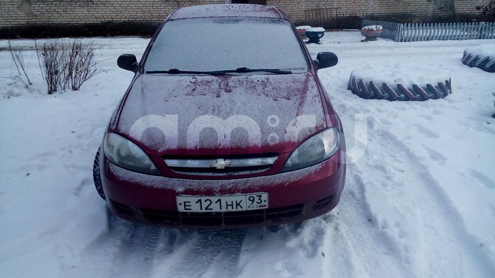 Подержанный Chevrolet Lacetti, хорошее состояние, бордовый металлик, 2005 года выпуска, цена 260 000 руб. в Смоленской области