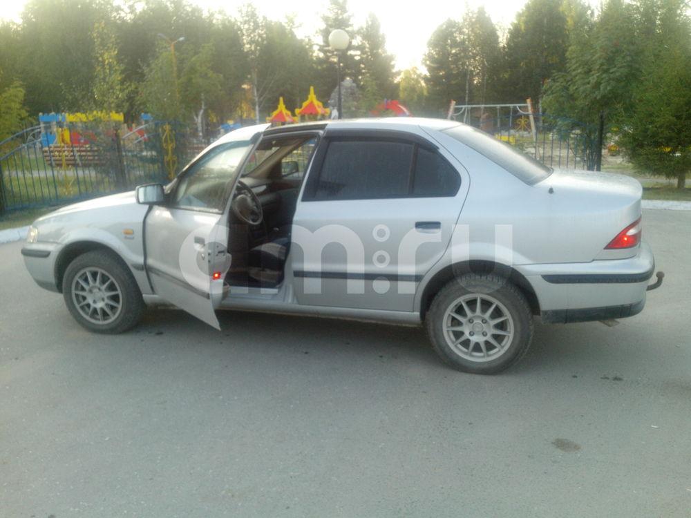 Подержанный Iran Khodro Samand, хорошее состояние, серебряный , 2007 года выпуска, цена 250 000 руб. в ао. Ханты-Мансийском Автономном округе - Югре
