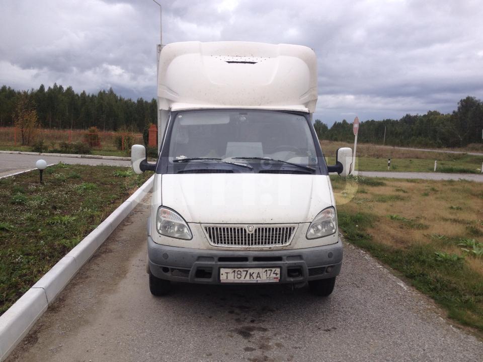 Подержанный ГАЗ Газель, хорошее состояние, белый , 2009 года выпуска, цена 275 000 руб. в Челябинской области