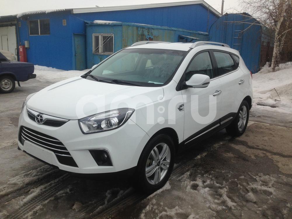 JAC S5 с пробегом, белый , отличное состояние, 2015 года выпуска, цена 771 000 руб. в автосалоне  ()