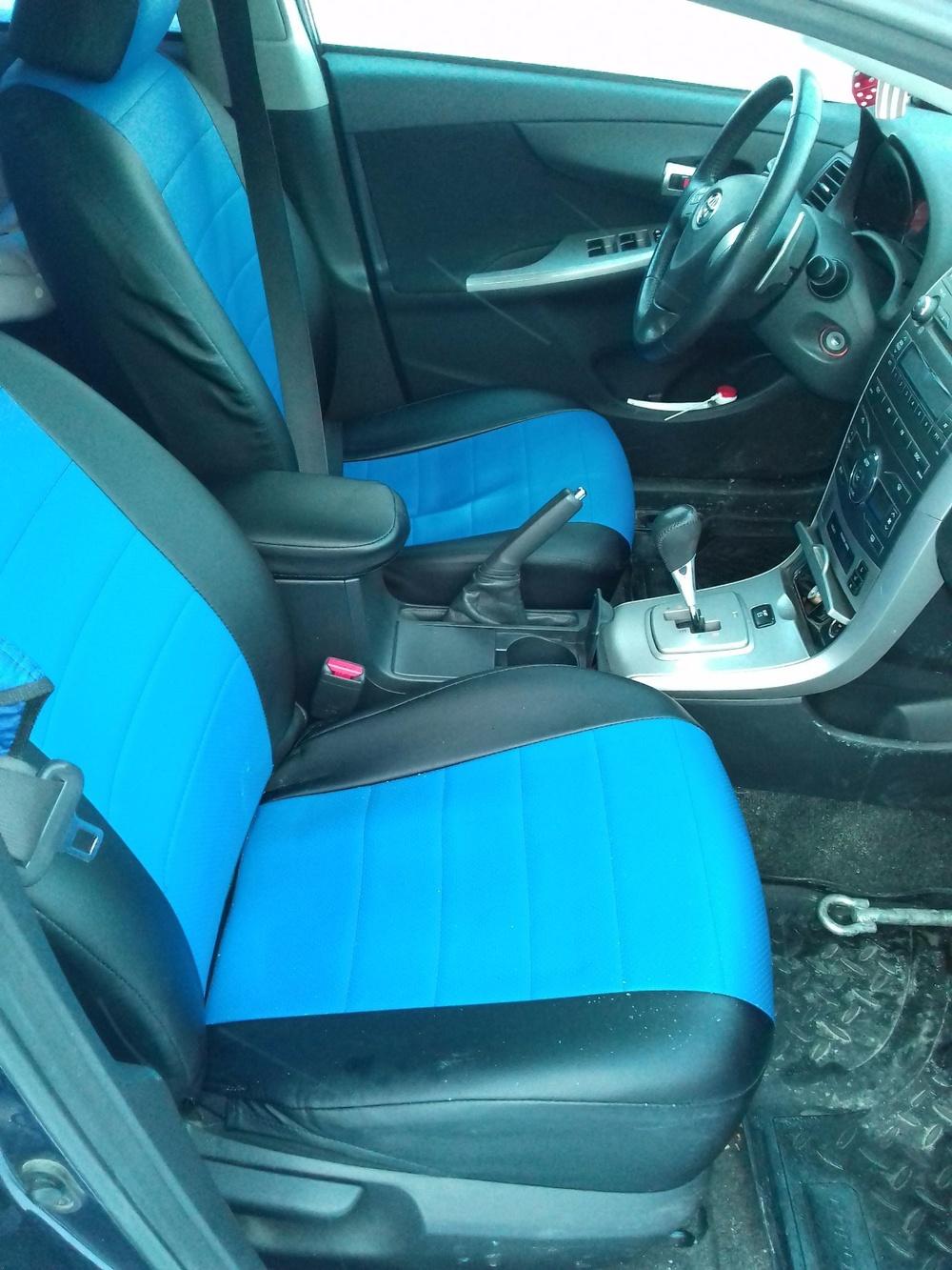 Подержанный Toyota Corolla, хорошее состояние, синий , 2007 года выпуска, цена 340 000 руб. в ао. Ханты-Мансийском Автономном округе - Югре