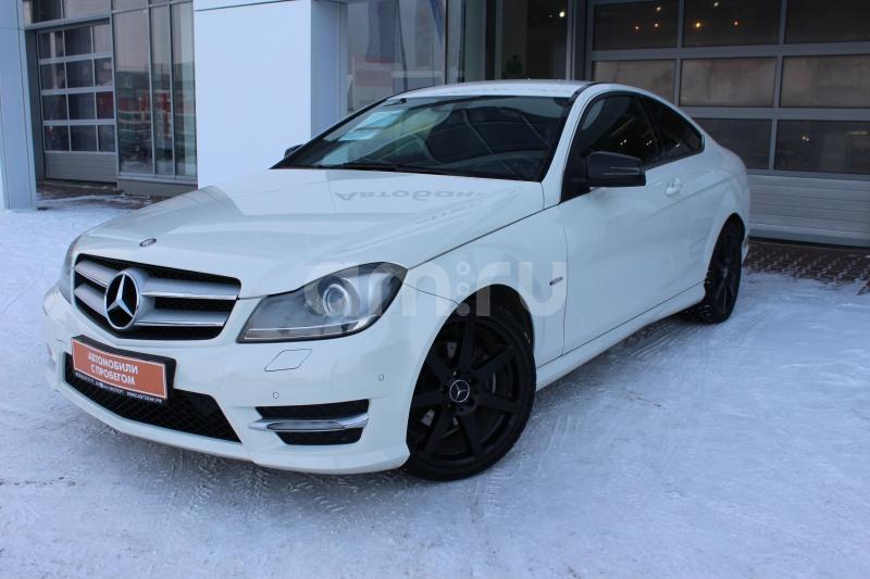 Mercedes-Benz C-Класс с пробегом, белый , отличное состояние, 2011 года выпуска, цена 1 170 000 руб. в автосалоне  ()