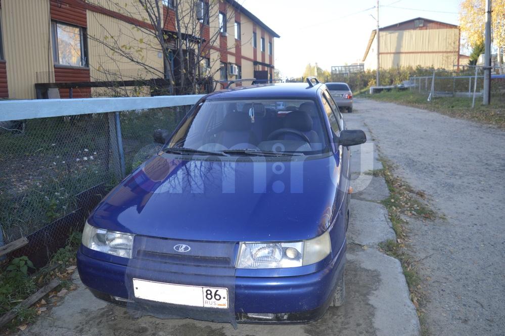 Подержанный ВАЗ (Lada) 2111, хорошее состояние, синий металлик, 2000 года выпуска, цена 80 000 руб. в ао. Ханты-Мансийском Автономном округе - Югре