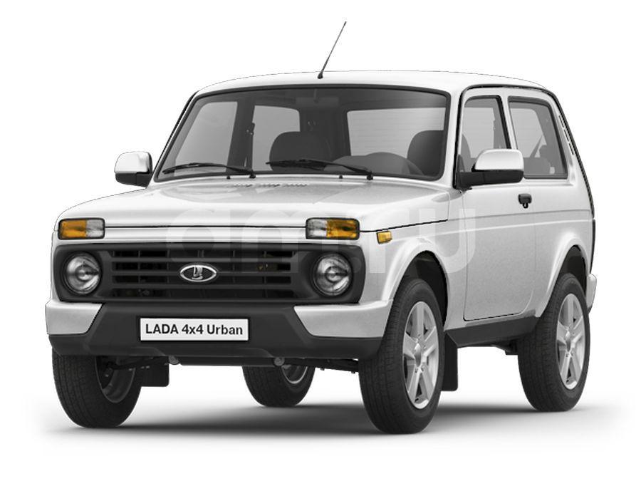 Новый авто ВАЗ (Lada) 4x4, серебряный металлик, 2016 года выпуска, цена 486 700 руб. в автосалоне  ()
