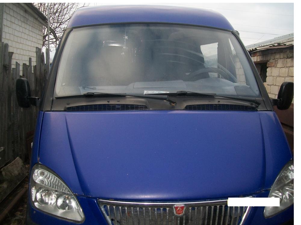 Подержанный ГАЗ Газель, хорошее состояние, синий , 2003 года выпуска, цена 150 000 руб. в Челябинской области