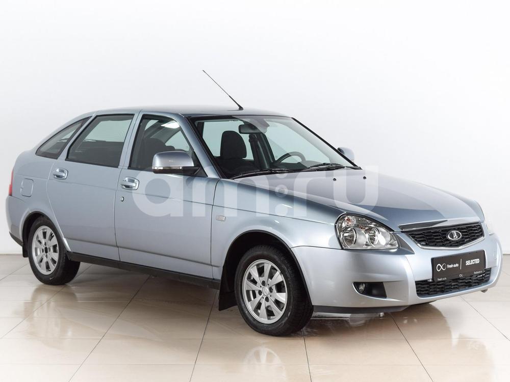 ВАЗ (Lada) Priora с пробегом, синий , отличное состояние, 2014 года выпуска, цена 419 000 руб. в автосалоне  ()