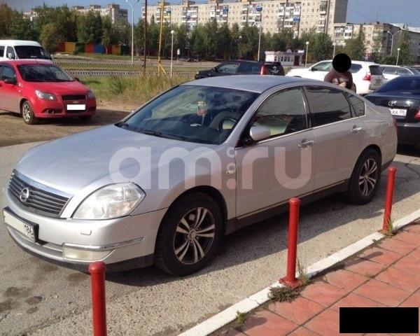 Подержанный Nissan Teana, хорошее состояние, серебряный , 2007 года выпуска, цена 430 000 руб. в ао. Ханты-Мансийском Автономном округе - Югре