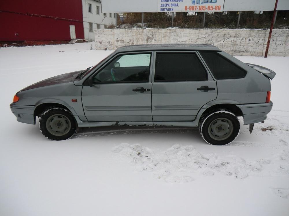 Подержанный ВАЗ (Lada) 2114, хорошее состояние, серый металлик, 2011 года выпуска, цена 185 000 руб. в республике Татарстане