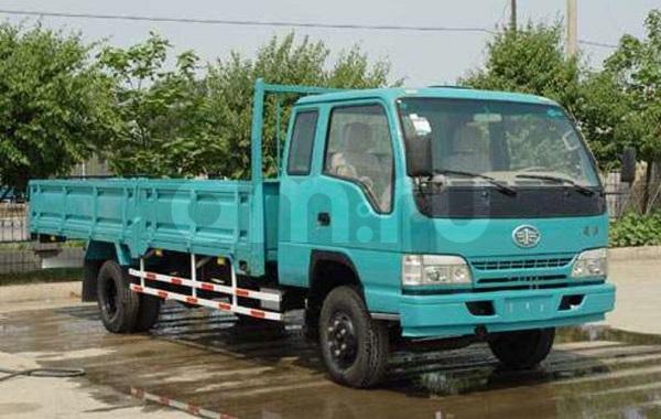 Подержанный FAW 1051, плохое состояние, зеленый , 2005 года выпуска, цена 80 000 руб. в Челябинской области