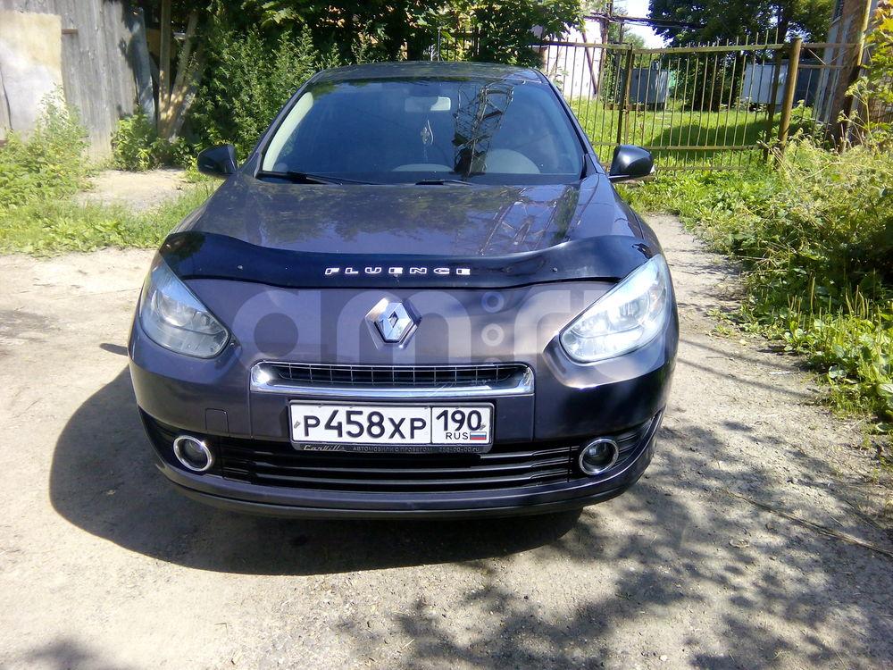 Подержанный Renault Fluence, отличное состояние, коричневый , 2012 года выпуска, цена 450 000 руб. в Смоленской области