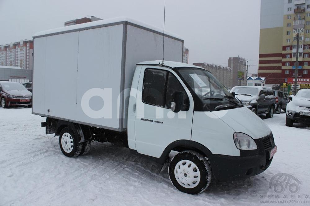 ГАЗ Газель с пробегом, белый , отличное состояние, 2011 года выпуска, цена 370 000 руб. в автосалоне  ()
