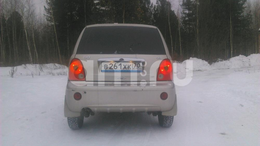 Подержанный Chery QQ, хорошее состояние, серебряный , 2006 года выпуска, цена 130 000 руб. в ао. Ханты-Мансийском Автономном округе - Югре