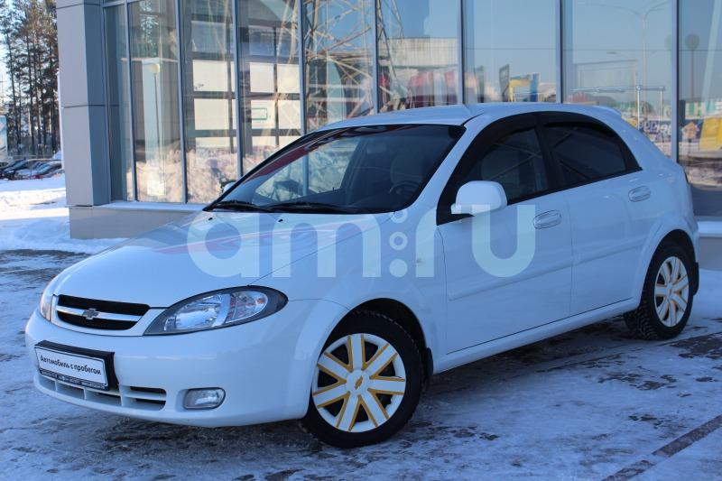 Chevrolet Lacetti с пробегом, белый акрил, отличное состояние, 2011 года выпуска, цена 369 000 руб. в автосалоне  ()