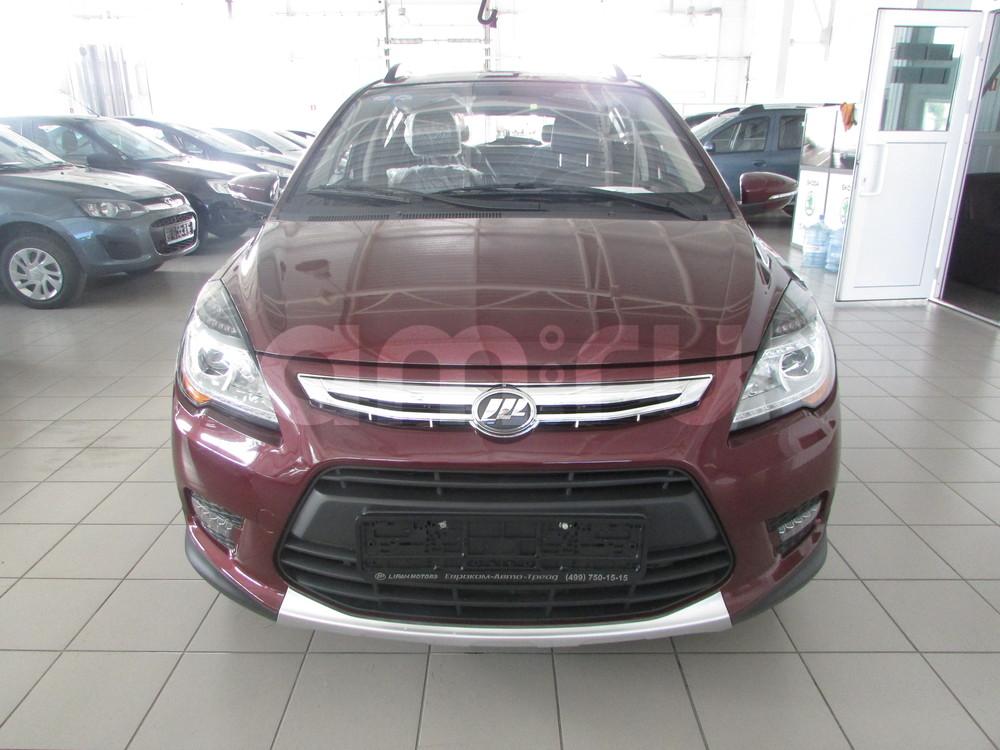 Lifan x50 с пробегом, красный металлик, отличное состояние, 2015 года выпуска, цена 493 000 руб. в автосалоне  ()