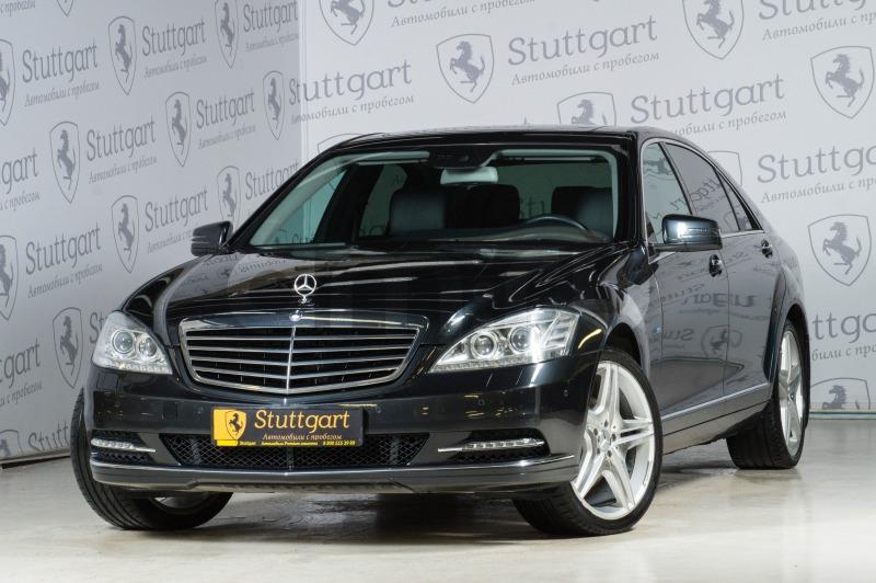 Mercedes-Benz S-Класс с пробегом, серый , отличное состояние, 2011 года выпуска, цена 1 900 000 руб. в автосалоне Stuttgart (Екатеринбург, ул. Металлургов, д. 84(напротив ТЦ «Мега»))
