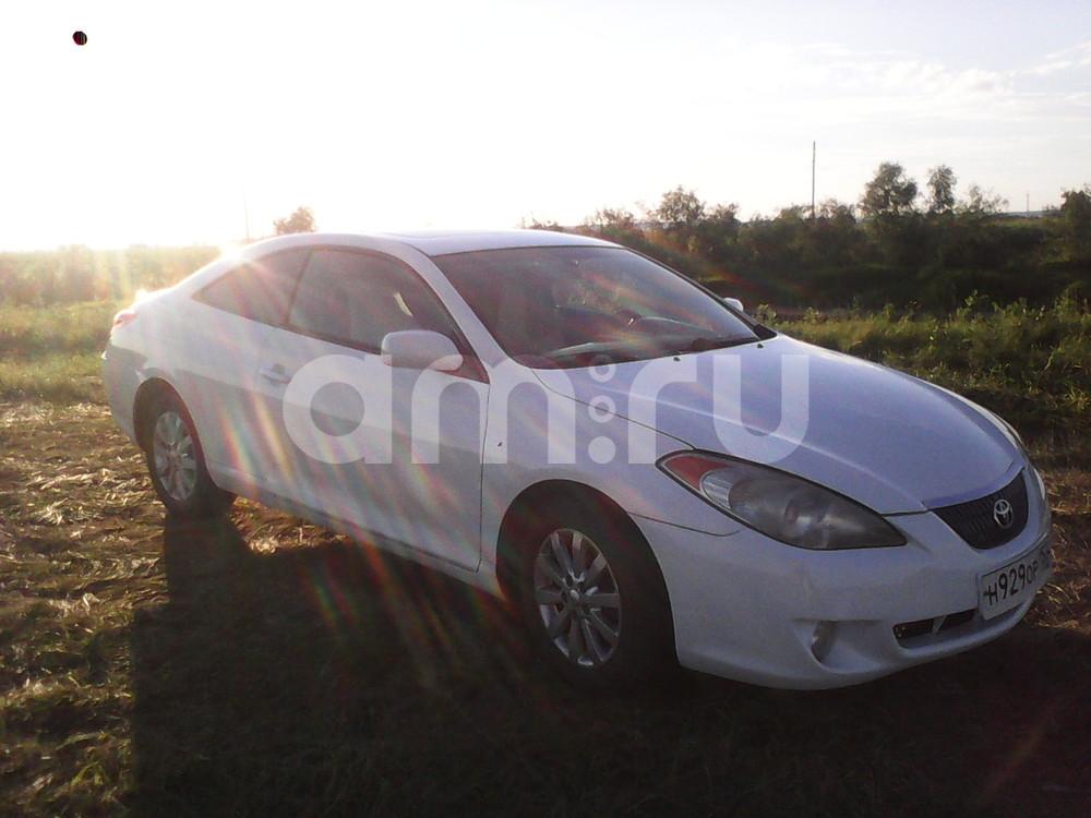 Подержанный Toyota Camry Solara, отличное состояние, белый , 2003 года выпуска, цена 450 000 руб. в республике Татарстане