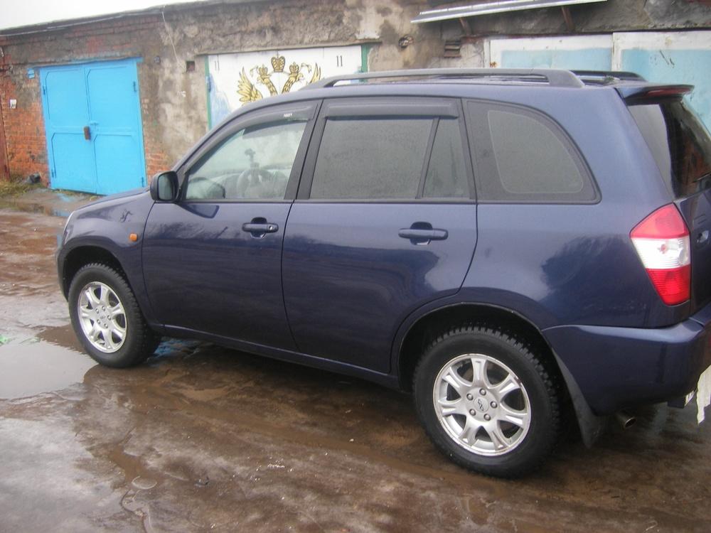 Подержанный Vortex Tingo, отличное состояние, синий металлик, 2011 года выпуска, цена 350 000 руб. в Смоленской области