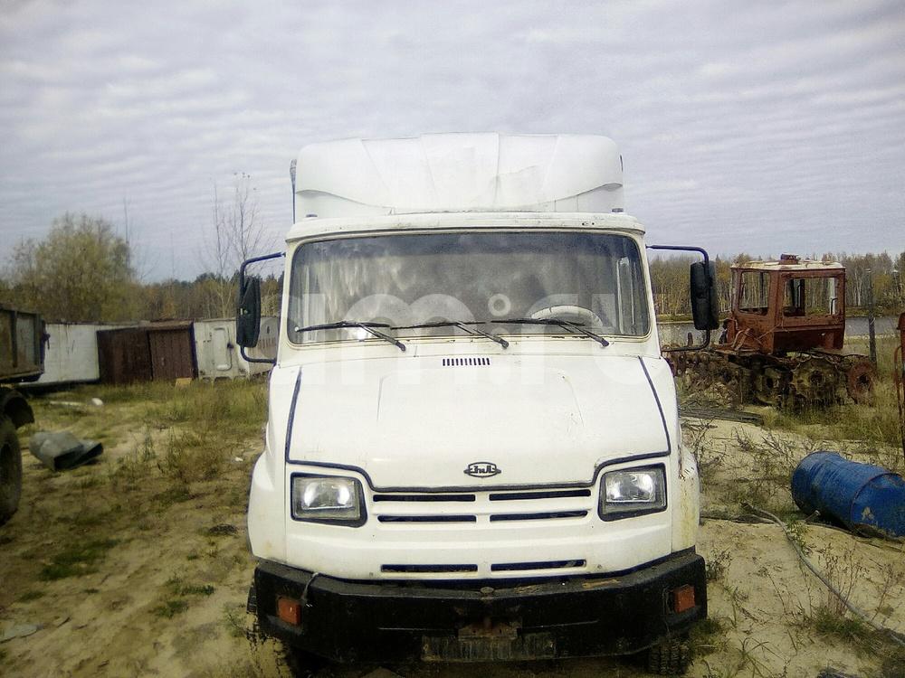 Подержанный ЗИЛ 5301, хорошее состояние, серый , 2001 года выпуска, цена 130 000 руб. в ао. Ханты-Мансийском Автономном округе - Югре