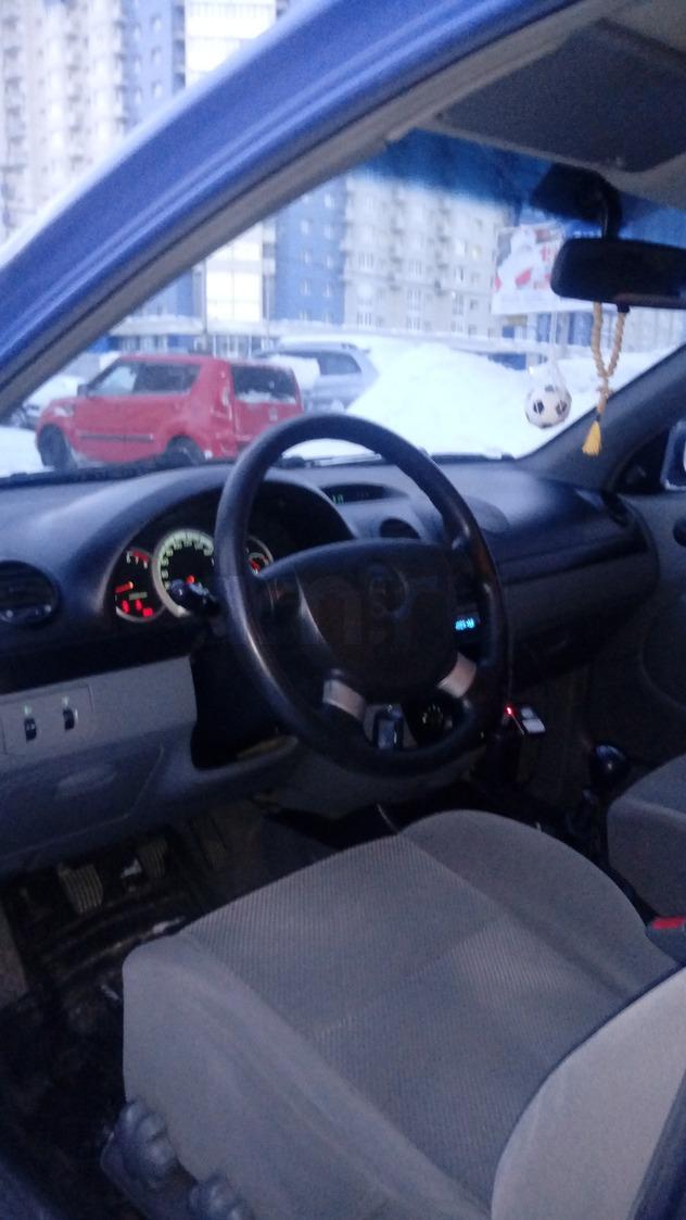 Подержанный Chevrolet Lacetti, отличное состояние, синий , 2007 года выпуска, цена 270 000 руб. в ао. Ханты-Мансийском Автономном округе - Югре