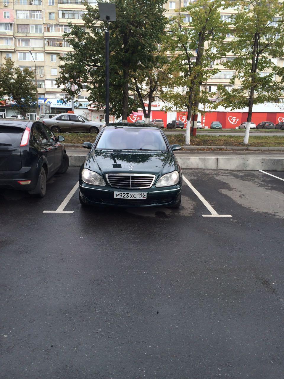 Подержанный Mercedes-Benz S-Класс, хорошее состояние, зеленый , 2003 года выпуска, цена 500 000 руб. в республике Татарстане