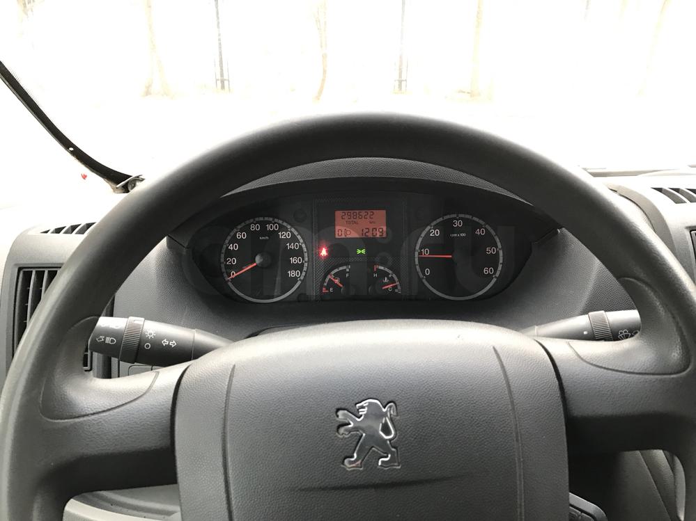 Подержанный Peugeot Boxer, отличное состояние, синий , 2009 года выпуска, цена 585 000 руб. в Санкт-Петербурге