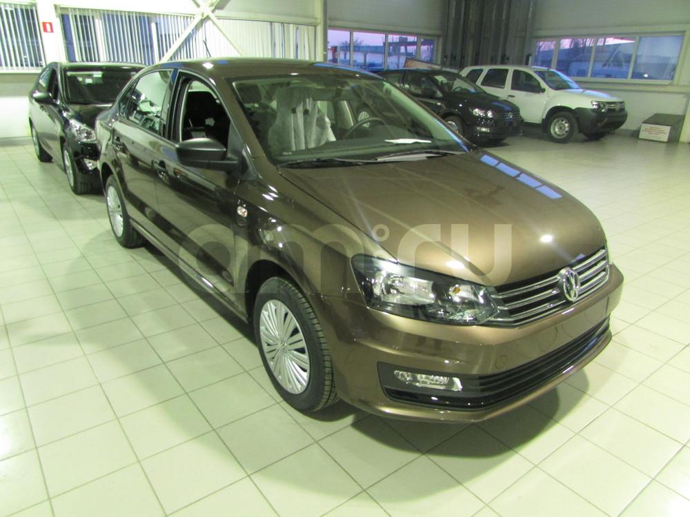 Volkswagen Polo с пробегом, коричневый , отличное состояние, 2016 года выпуска, цена 609 000 руб. в автосалоне ОЗОН АВТО (Ростов-на-Дону, ул. Вавилова, д. 67В)