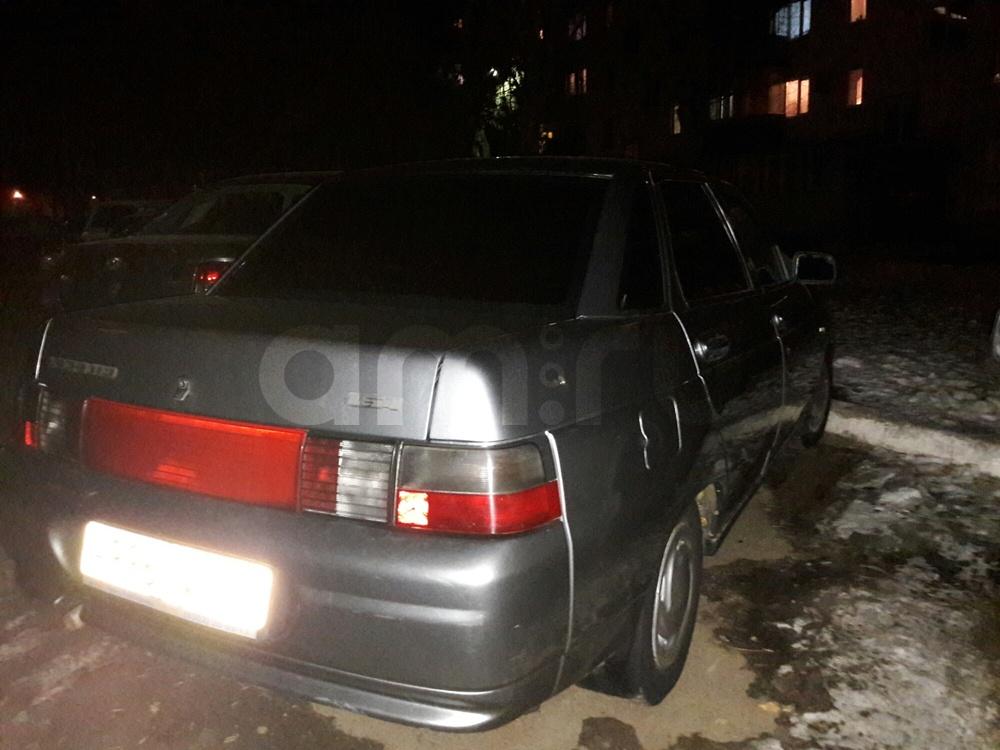 Подержанный ВАЗ (Lada) 2110, отличное состояние, мокрый асфальт металлик, 2006 года выпуска, цена 135 000 руб. в республике Татарстане